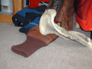 Scooter's glove