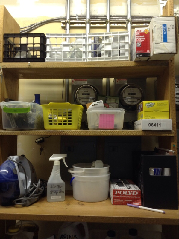 Janitor Closet After 1