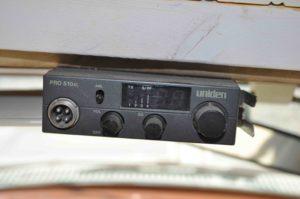 CB radio maybe 1